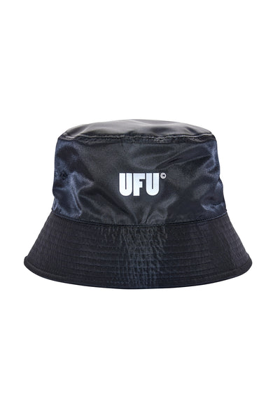 UFU BUCKET HAT_BLACK