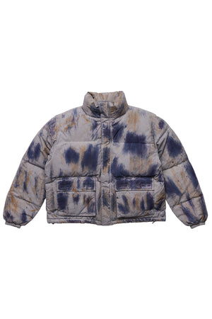 WASHED PUFFER_GREY