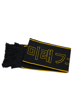 FUTURE SCARF_BLACK