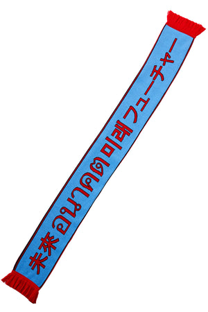 FUTURE SCARF_BLUE