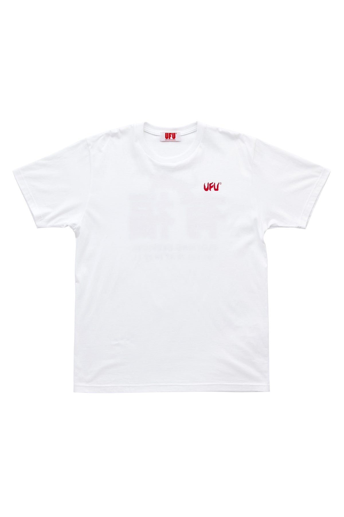 BLESSED T-SHIRT_WHITE