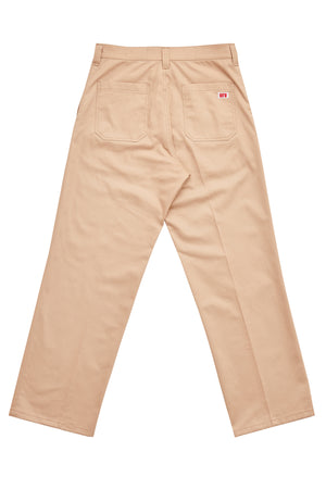 UFU WIDE PANTS_BEIGE