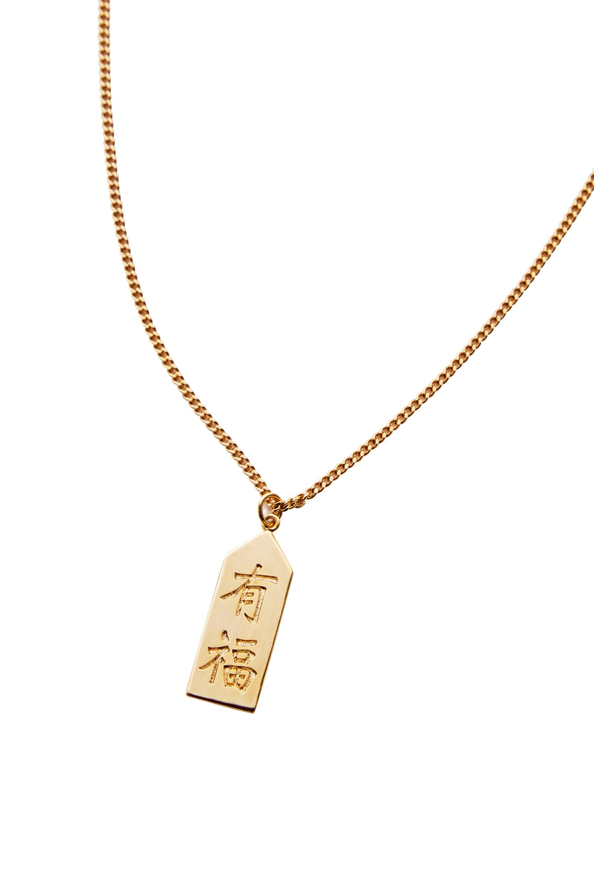 BLESSED NECKLACE_GOLD