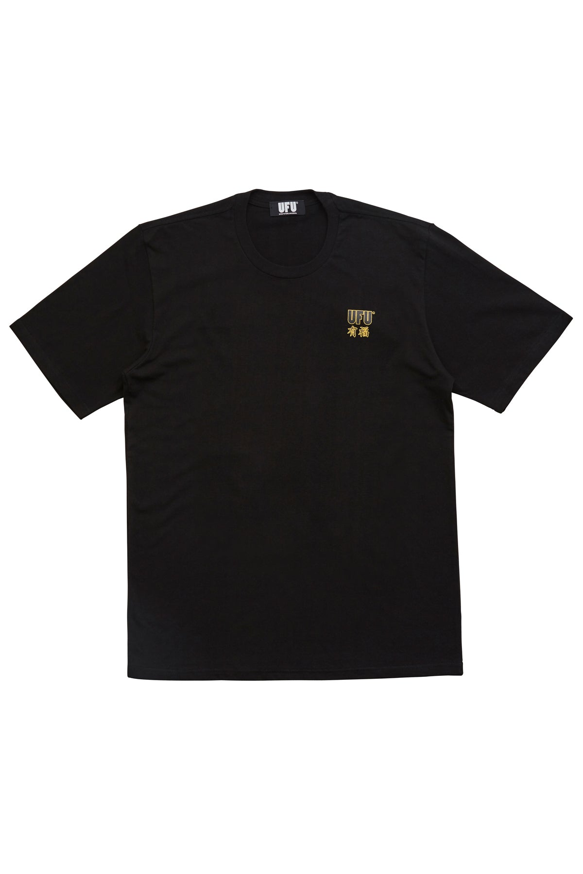 BAEKDU T-SHIRT_BLACK