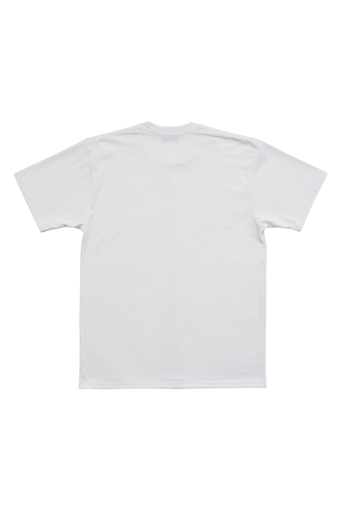 SMALL LOGO T-SHIRT_WHITE