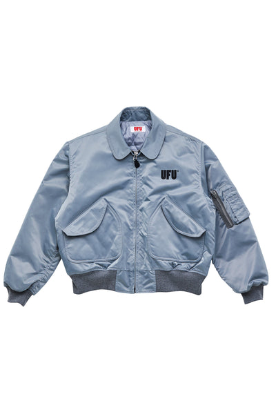 UFU FLIGHT JACKET_GREY