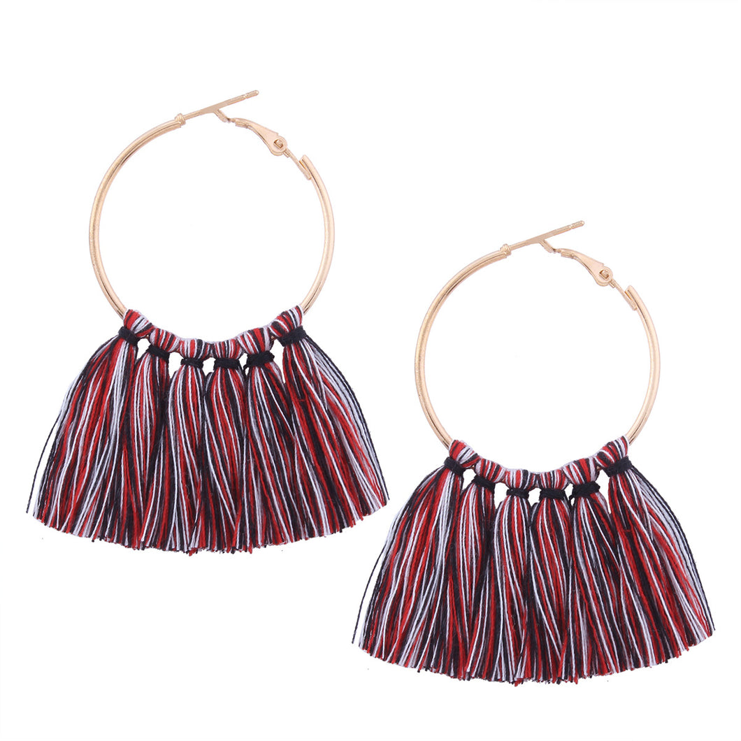 BOHO Tassel Earrings - MyOdara