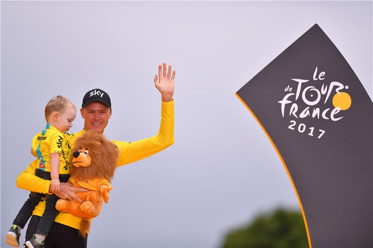 SIDI IS A SHOOTING STAR ON THE ROADS OF THE TOUR DE FRANCE - FROOME IN YELLOW, KITTEL IN GREEN. ARU, BARDET AND URAN ARE ALL STILL JOSTLING FOR FINAL VICTORY.