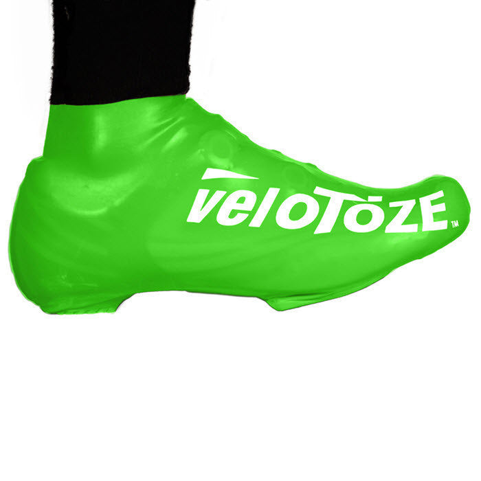 Short Shoe Cover Green