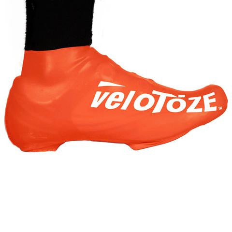 Velotoze | Short Shoe Cover Orange
