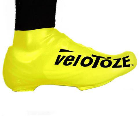 Short Shoe Cover Yellow