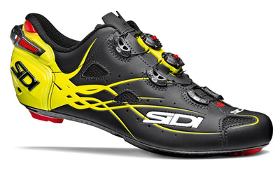 SIDI Road | SHOT - Black/Yellow