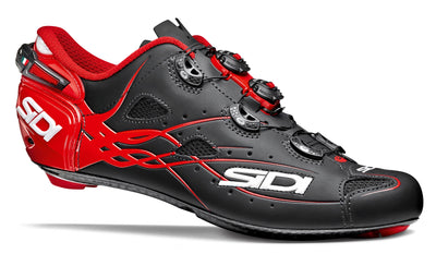 SIDI Road | SHOT - Black/Red