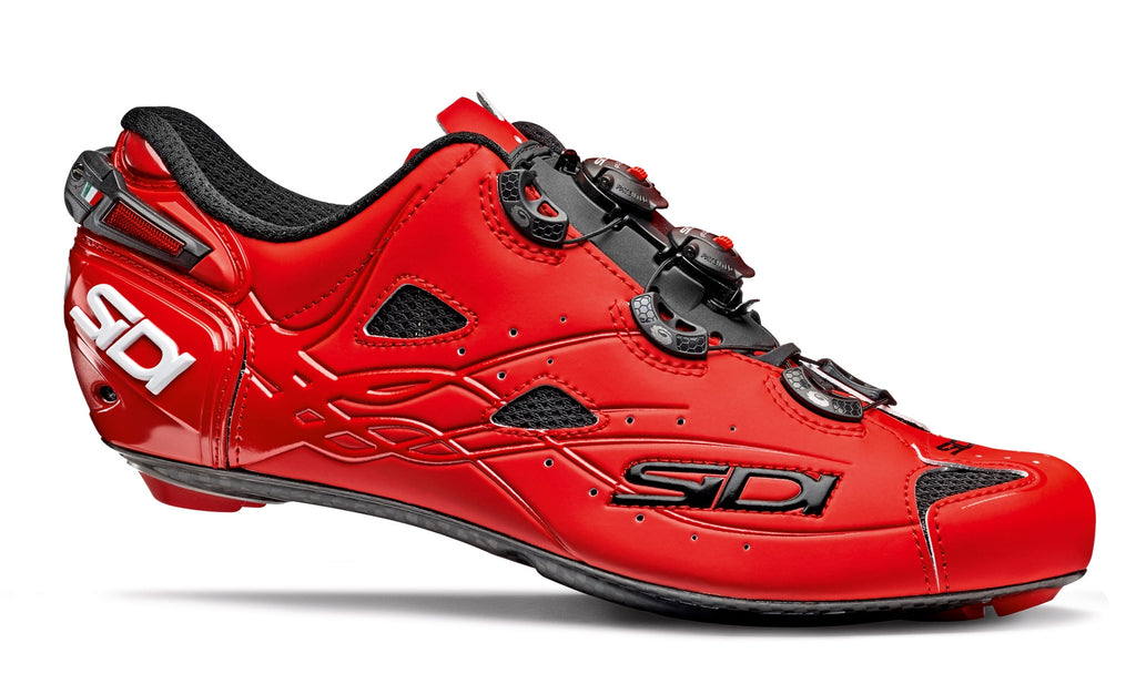 PRE ORDER SIDI Road | SHOT - Matt Red