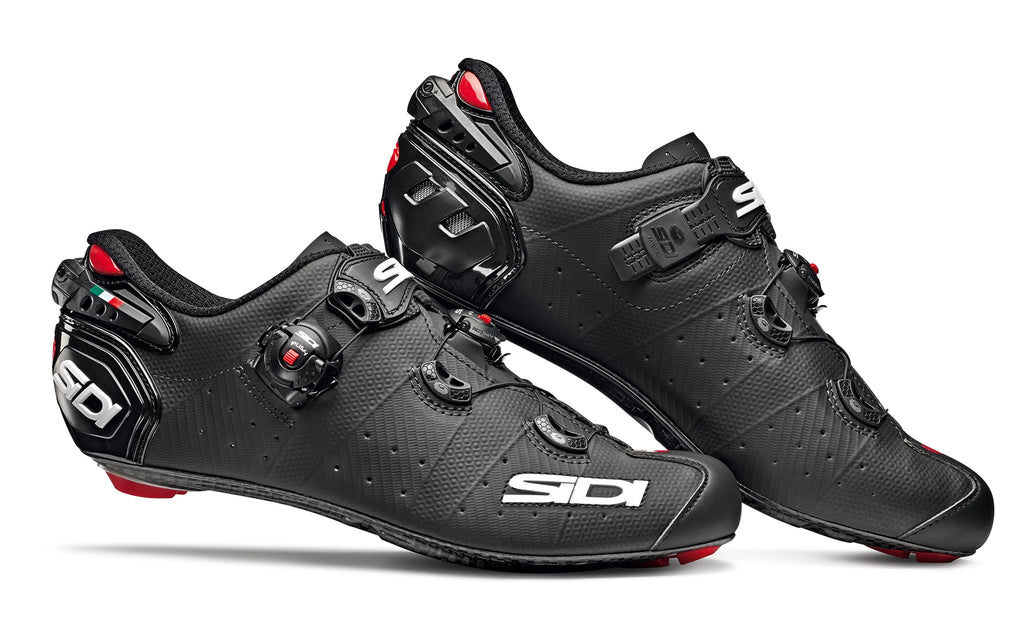 PRE ORDER SIDI Road | WIRE 2 MATT - Black/Black