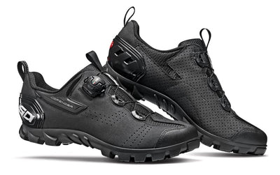 SIDI Mountain | DEFENDER 20 - Black/Black
