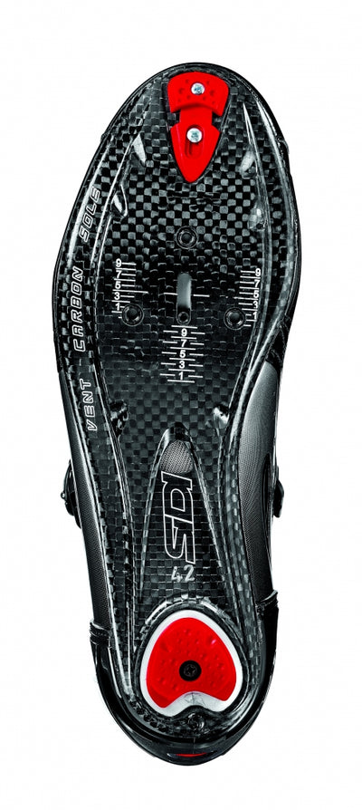 SIDI Road | WIRE 2 MATT - Black/Black