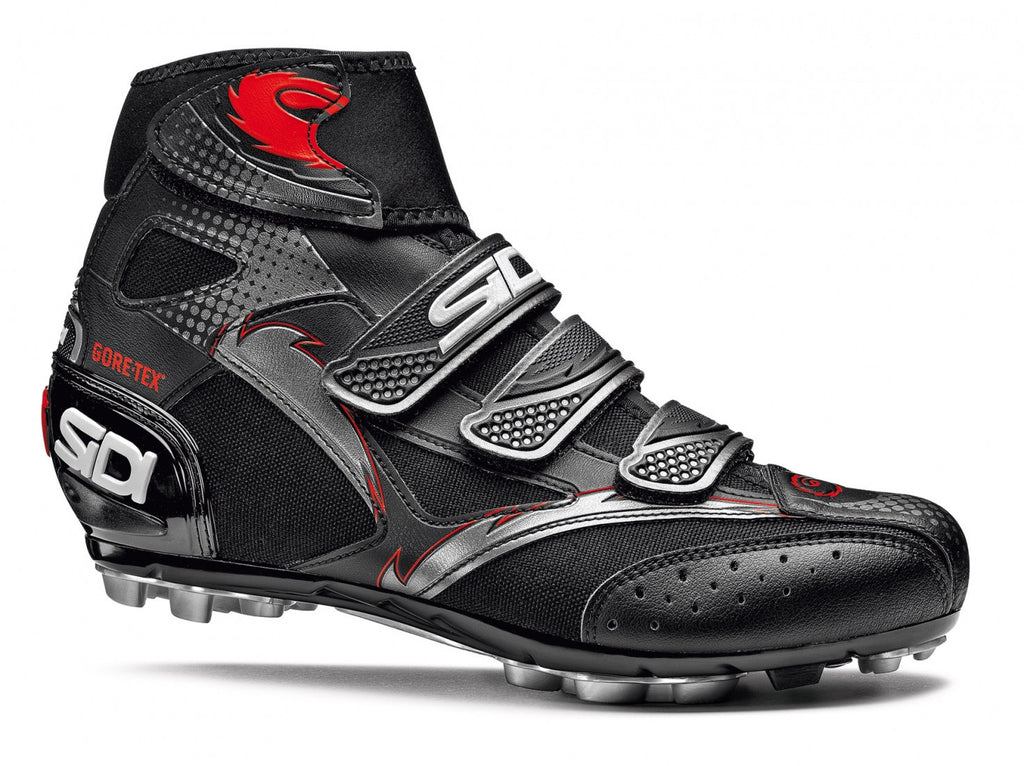 SIDI Mountain | DIABLO GORE - Black