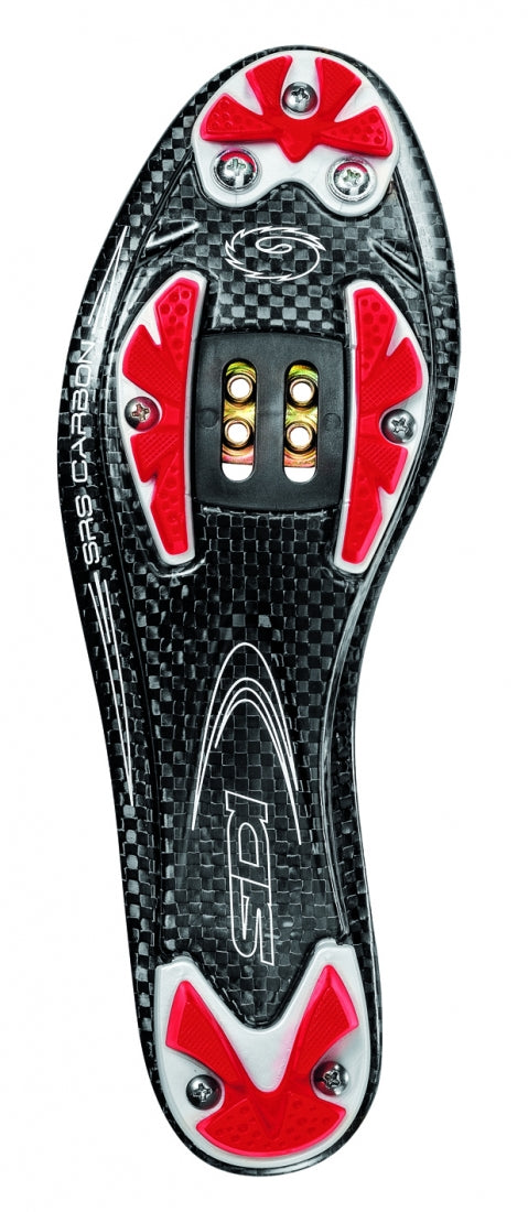 SIDI Mountain | TIGER - RED / MATT BLACK