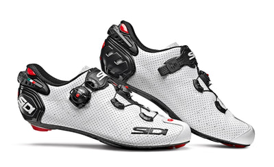 SIDI Road | WIRE 2 AIR - White/Black