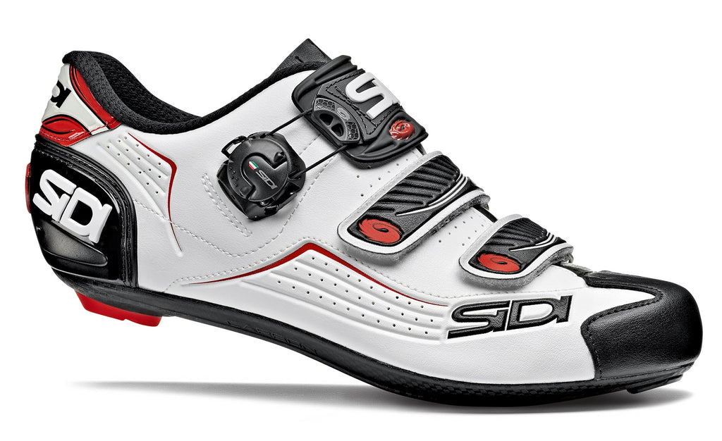 SIDI Road | ALBA - White/Red