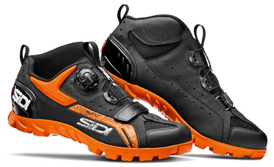 SIDI Mountain | DEFENDER - Black/Orange