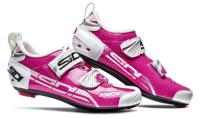 SIDI Road Woman | T4 AIR CC - Pink/White