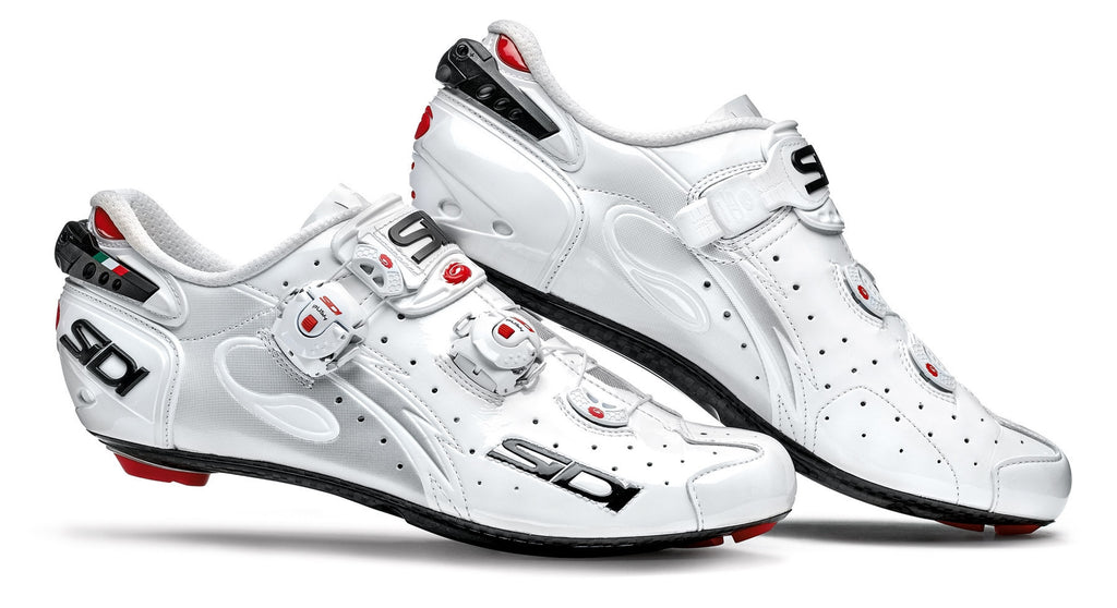 SIDI Road Woman | WIRE - White