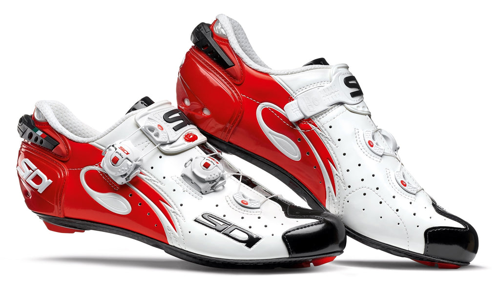 SIDI Road | WIRE - White/Red