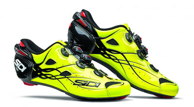SIDI Road | SHOT - Yellow/Black