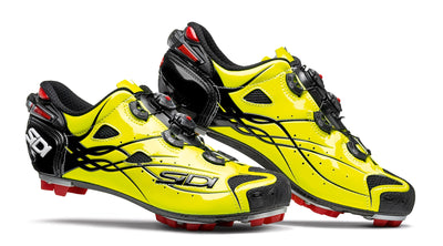 SIDI Mountain | TIGER - Matt Black/Yellow