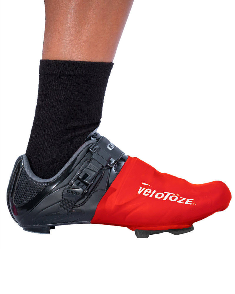 Toe Shoe Cover Red