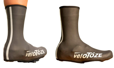 Velotoze | Neoprene Shoe Cover (Waterproof Cuff Included)