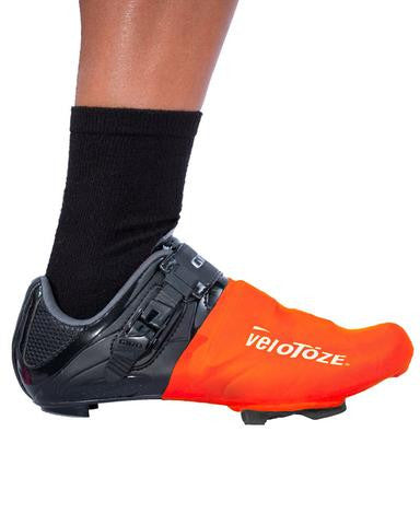 Velotoze | Toe Shoe Cover Orange