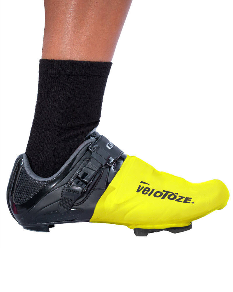 Toe Shoe Cover Yellow