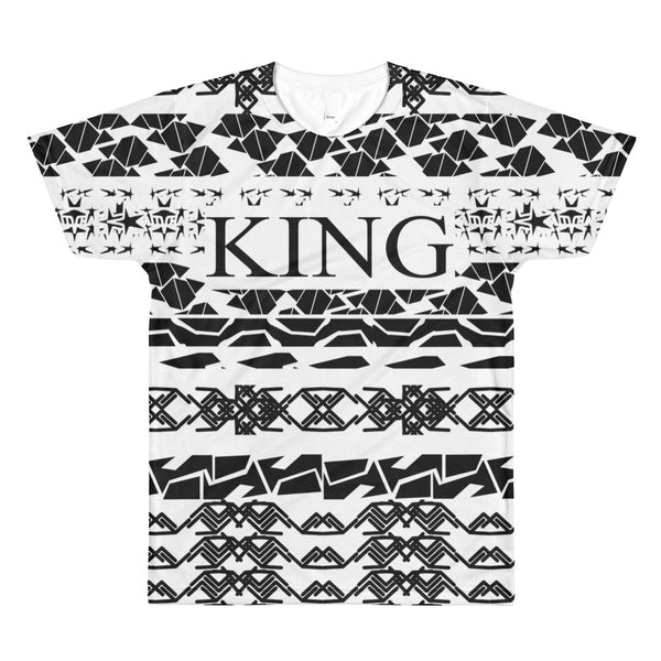 BXBDESIGNS KING t-shirt