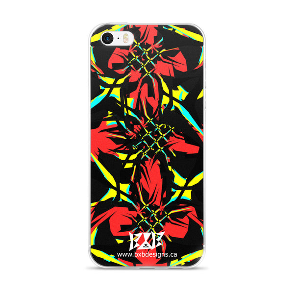 BXBDESIGNS FLEUR iPhone 5/5s/Se, 6/6s, 6/6s Plus Case