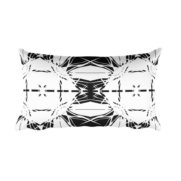 BXBDESIGNS Rectangular Pillow