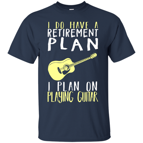 I DO HAVE A RETIREMENT PLAN