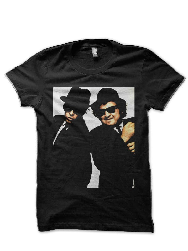 Brother In Black Suit-100% COTTON
