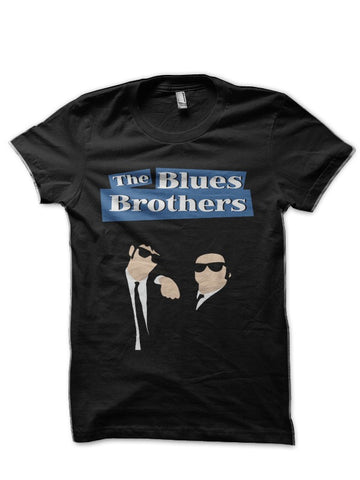 The Blues Brother-100% COTTON