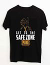 Get To The Zone Safe PUBG T-Shirt