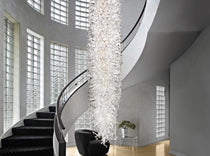 Stairwell Chandeliers, Staircase Chandeliers lobby and Hallway Chandeliers