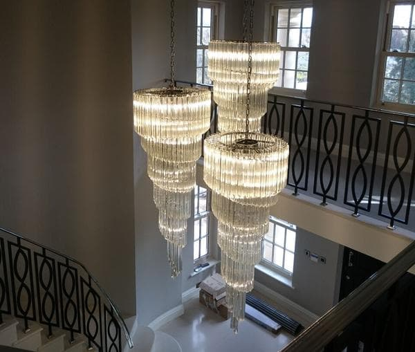 Luxury chandeliers
