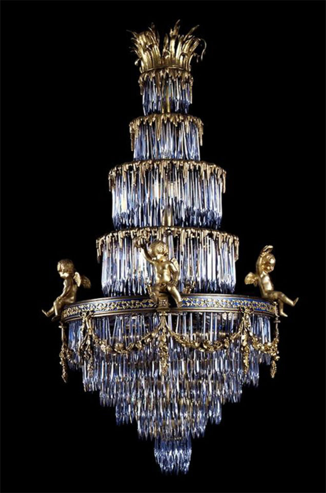 THE MOST EXPENSIVE CHANDELIERS IN THE WORLD | Covet House Blog