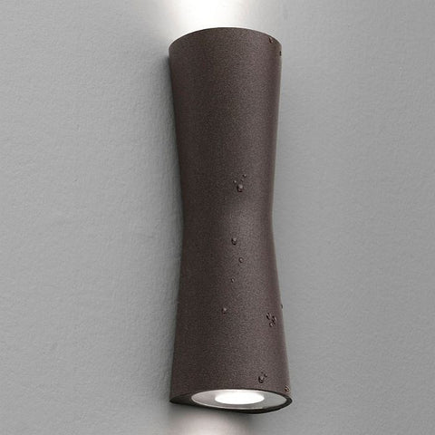 Flos Clessidra LED outdoor or indoor wall light in 4 finishes