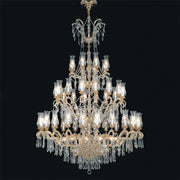 Maria Theresa 60 or 35 light Swarovski crystal chandelier