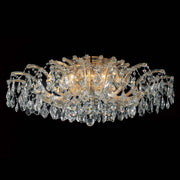 Austrian Scholer crystal Maria Theresa 20 light ceiling light