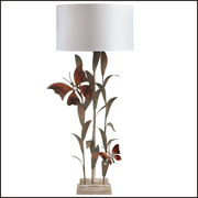 Butterflies table lamp