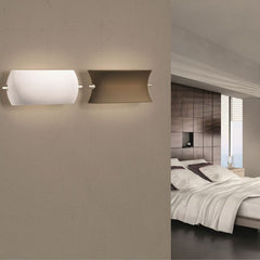 Modular Murano  glass wall light in 3 colours